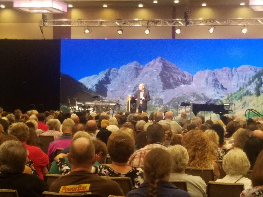 Andrew Wommack - Chicago GTC 2018