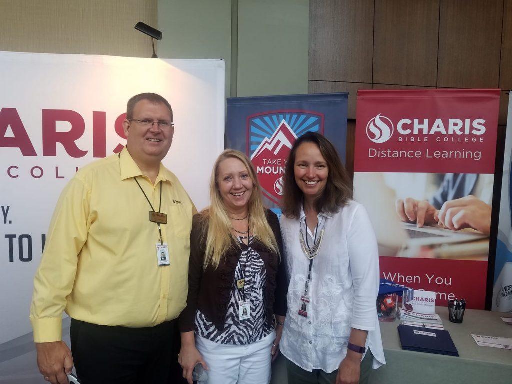 Tom & Charlene - Charis Ann Arbor / Carmen Kuncaitis - Charis Grand Rapids
